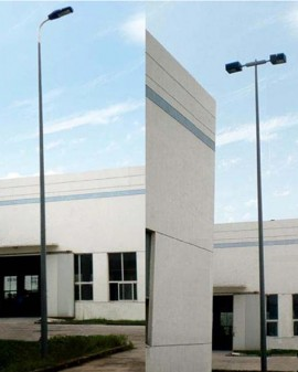 TRỤ COMPOSITE LIGHTING POLE